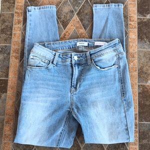 Kensie Ankle Rise Jeans